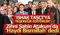 Zihni Şahin Atakum'da 'Haydi Bismillah' dedi