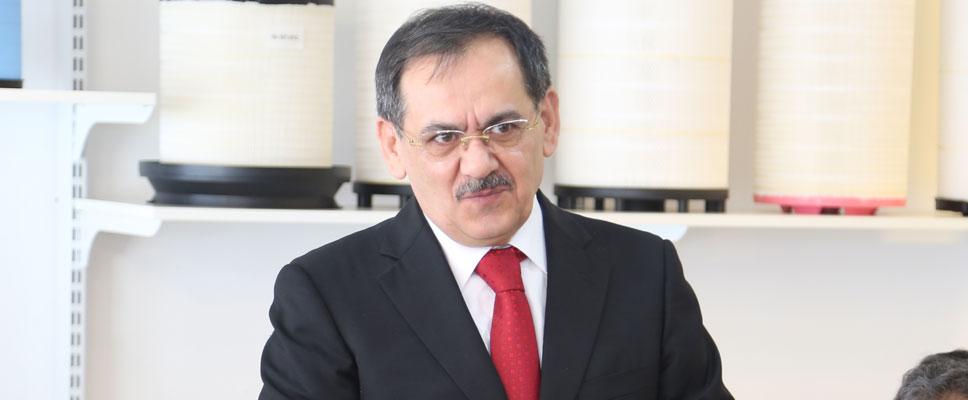 Mustafa Demir MÜSİAD kahvaltısına katıldı