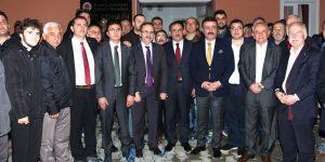 Mustafa Demir; 'Belediye makamı hizmet makamı'