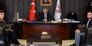 Türkiye Birincisi OMÜ Mezunu, Kaymakam Görevde