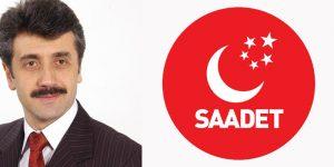 SAADET PARTİSİ ADAYI SALİH ŞEN'DEN İLK AÇIKLAMA