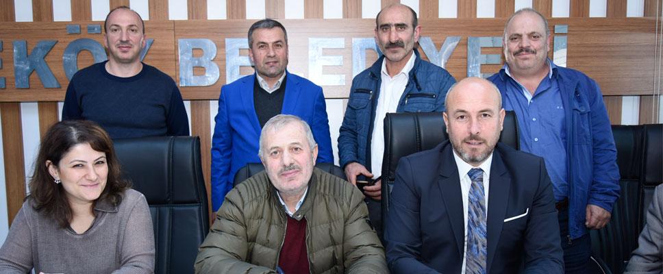 Tekkeköy'de 40 yıllık Özlemi Diniyor