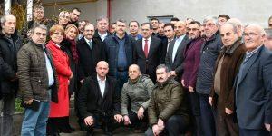 Şahin'den Atakum için 'SOSYAL GELİŞİM' projesi!