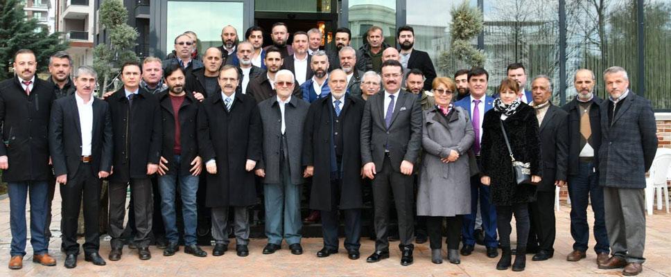 Atakum'a 'KENTSEL ESTETİK' imzası!