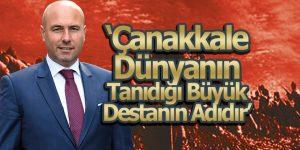 Başkan Togar'dan, 18 Mart Çanakkale Zaferi ve Şehitleri Anma Günü Mesajı