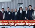 Ümit Bener Ayla yeniden başkan
