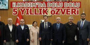Erdoğan Tok'tan Dolu Dolu 5 Yıl