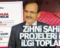 Başkan Zihni Şahin Atakum İçin Projelerini Tanıttı