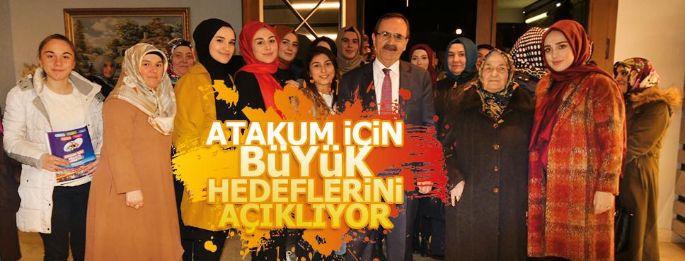 Başkan Zihni Şahin'den Proje Tanıtım Toplantısı