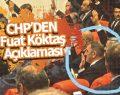 Başkan Mehmet kundak'tan Fuat Köktaş Açıklaması