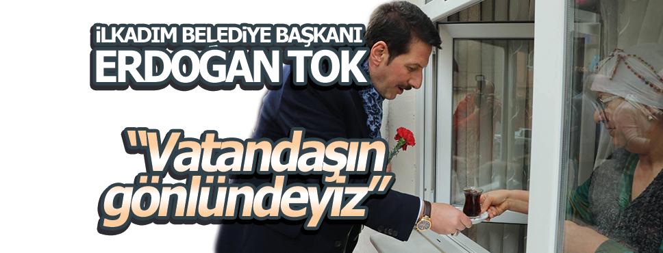 Başkan Erdoğan Tok Gönüllere Girdi