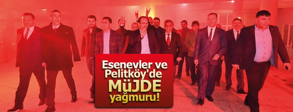 Esenevler ve Pelitköy'de MÜJDE yağmuru!