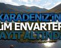 KARADENİZ'İN TÜM KÜLTÜR ENVANTERİ KAYIT ALTINA ALINDI