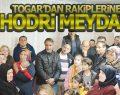 TOGAR'DAN RAKİPLERİNE HODRİ MEYDAN