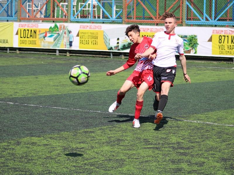 Yılport Samsunspor U16 – Anagold24 Erzincanspor U16 4-0