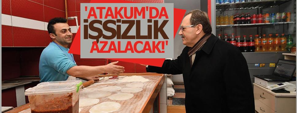 Başkan Zihni Şahin, ekonomiyi canlandıracak projeler