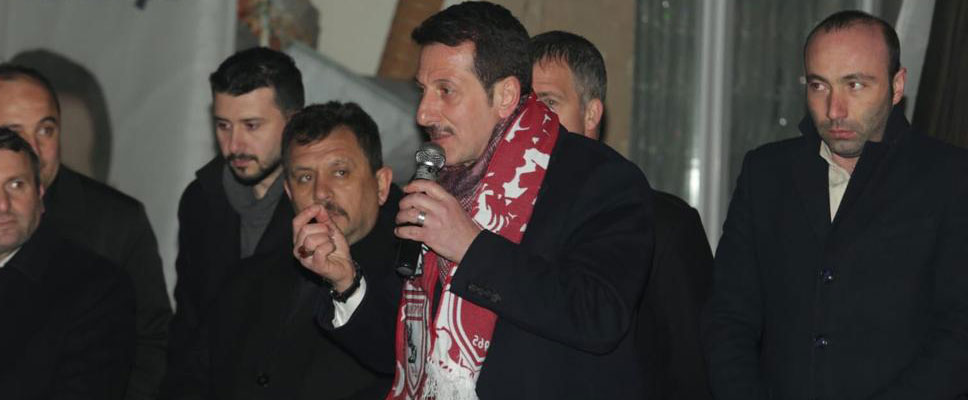 Tok'tan İYİ Partili Demirtaş'a zehir zemberek açıklamalar
