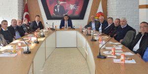 Havza'da son meclis toplandı