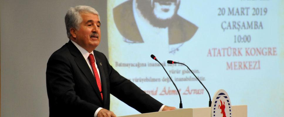 Seyyid Ahmet Arvasi'yi Öğrencisi Anlattı