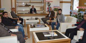 Bem Bir Sen'den Özdemir'e ziyaret