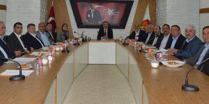 Havza Belediye Meclisi İlk Toplantısını Yaptı