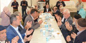 Başkan Özdemir mevlit okuttu