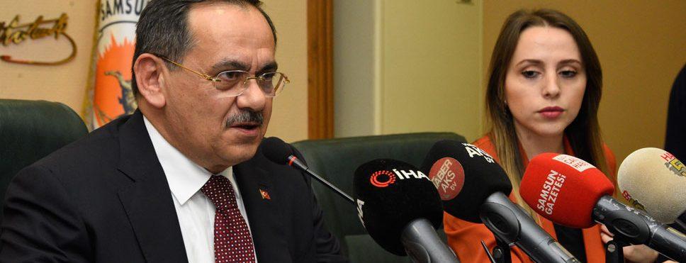 Başkan Demir, ilk meclis toplantısında net konuştu