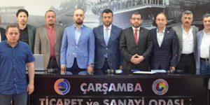 ÇARŞAMBA'DA İSTİHDAM PROJESİ 'TEKSTİLKENT'