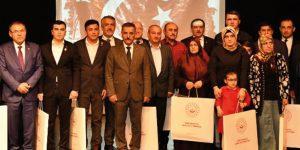 Devlet Övünç Madalyası Ve Beratı Samsun'da Tevdi Edildi