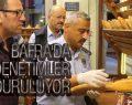 BAFRA'DA DENETİMLER SÜRDÜRÜLÜYOR