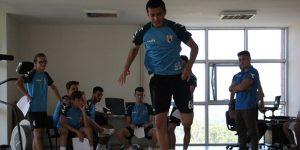 Atakum Belediyespor U-19 Takımı Testten Geçti