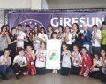 Giresun Kick Boks Turnuvasında İlkadım Rüzgarı Esti