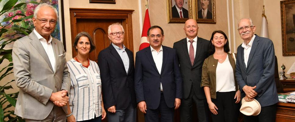 Başkan Demir'den 'Sivil Toplum'a çağrı