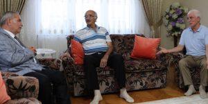 Başkan Demirtaş Hacı Ziyaretlerine Başladı
