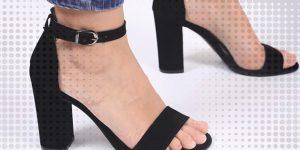 Yüksek topuklu ayakkabılara dikkat