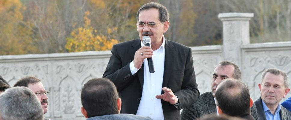 Başkan Demir, Asarcık İlçesi'nde açıkladı
