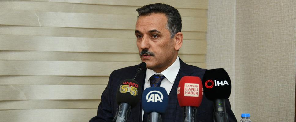 Samsun'da Çevrimiçi Gazetecilik Çalıştayı düzenlendi
