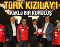 TÜRK KIZILAY'I DAİMA HER YERDE