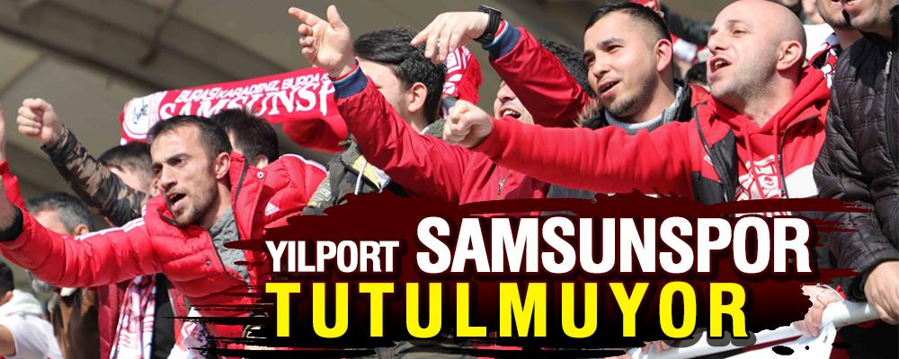 YILPORT SAMSUNSPORUMUZ TUTULMUYOR 1-0