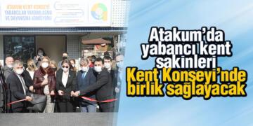 Atakum Kent Konseyi Yabancılar Komisyonu Kuruldu