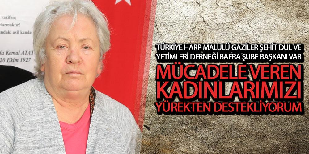 Başkan Var'dan 8 Mart Dünya Kadınlar Günü Mesajı