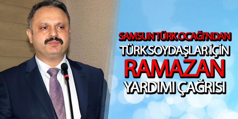 Samsun Türk Ocağı, Soydaşları Ramazan'da Unutmadı