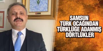 Başkan Şen'den Türkçüler Günü Daveti