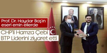 CHP'den BTP'ye Ziyaret