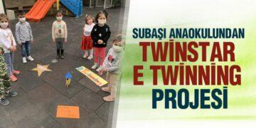 Subaşı Anaokulundan, 'Twinstar' E Twinning Projesi