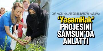 Nazlıaka 'Ülkemizi Kadın Erkek Yeniden Yükselteceğiz'