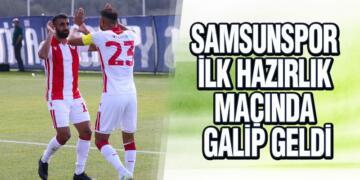 KAYSERİSPOR – YILPORT SAMSUNSPOR: 0 – 1