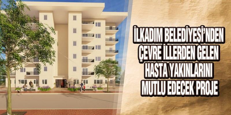 Başkan Demirtaş, 'Refakatçi Evi Projesi İle Kentin Önemli Bir Eksiğini Kapatacağız'