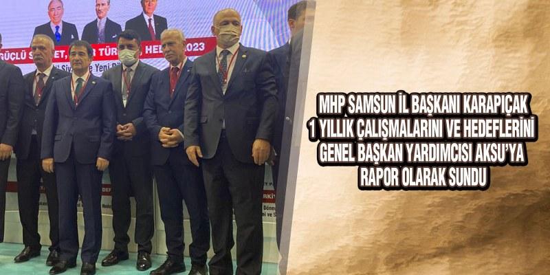 Karapıçak'tan Bölge Toplantısı Değerlendirmesi