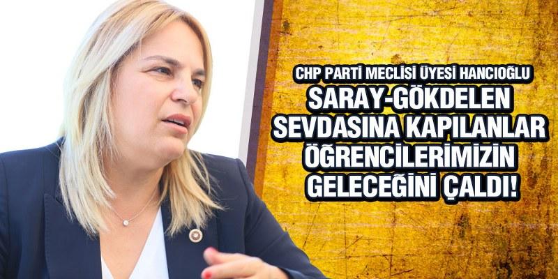 Hancıoğlu KYK Yurtları Sorununu Dile Getirdi